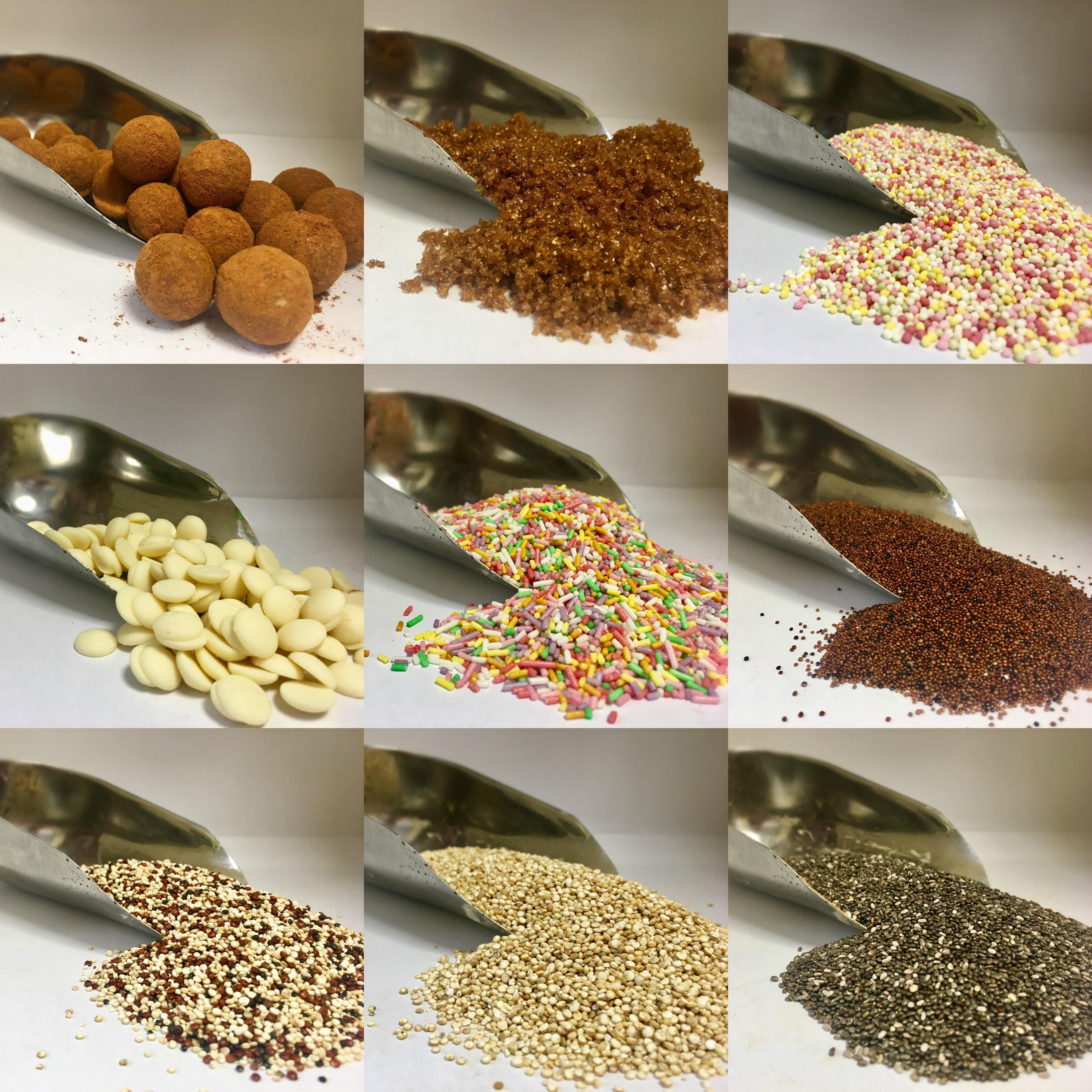 Superalimentos y Chocolate ecológicos